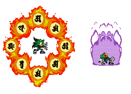 Attack Sprites by DukeDN