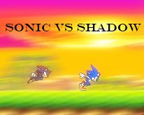 Sonic Vs Shadow Screenshot by DukeDN