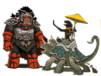 Kajaji and the Jojun