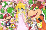 New Year 2009 - ToraTora-Chan by princess-peach-club