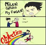Grab my