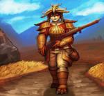 The Kunlai Hunter