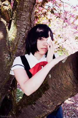Another: Mei Misaki - eyepatch