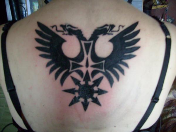back tattoos
