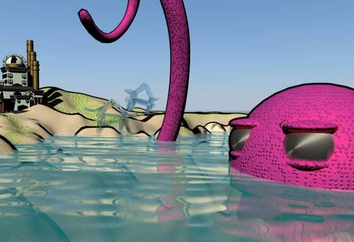 Squid Alien