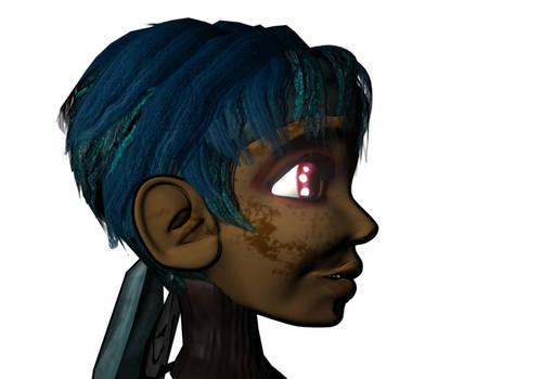 Ira head side