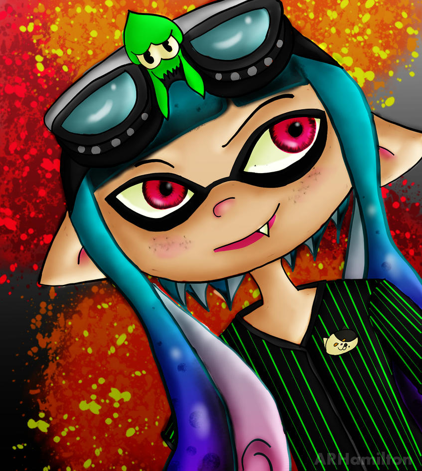 Splatoon by ARHamilton