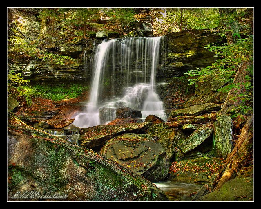 B. Reynolds Falls 2 by Dracoart