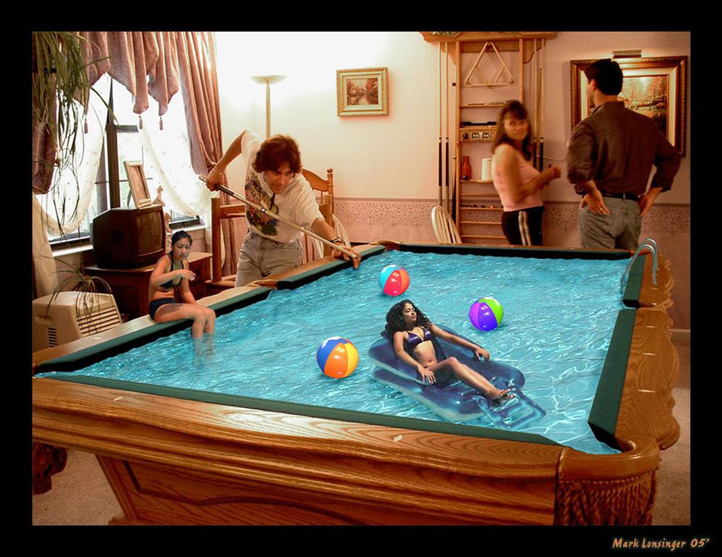 Pool Table By Dracoart On DeviantArt