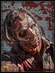 Asbury Park Zombie Walk 2015 by Dracoart