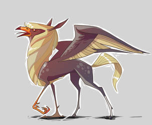Griffin by gh30rgh3