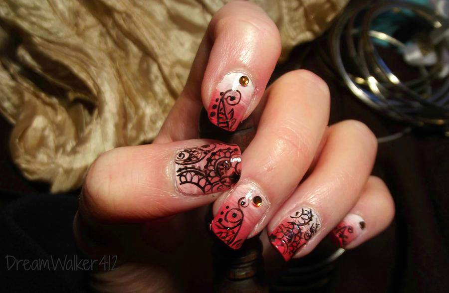 30. Henna Inspired by DreamWalker412