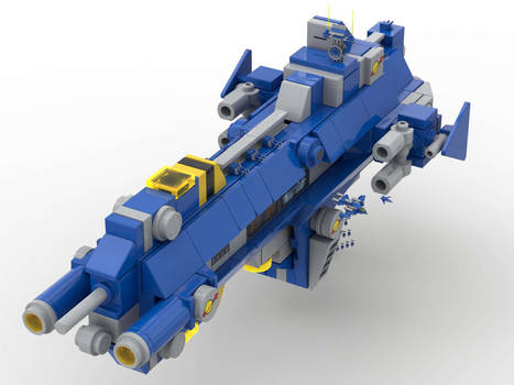 NCS Intrepid-class Frigate