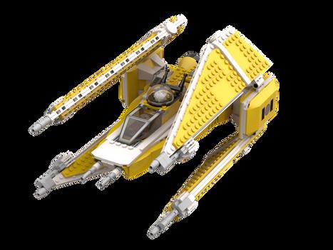 Y-wing/TIE Interceptor Ugly