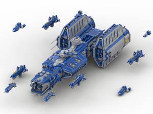 NCS battlegroup Taurus