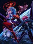 Full Commission: Ryoko Hakubi and Cabbit
