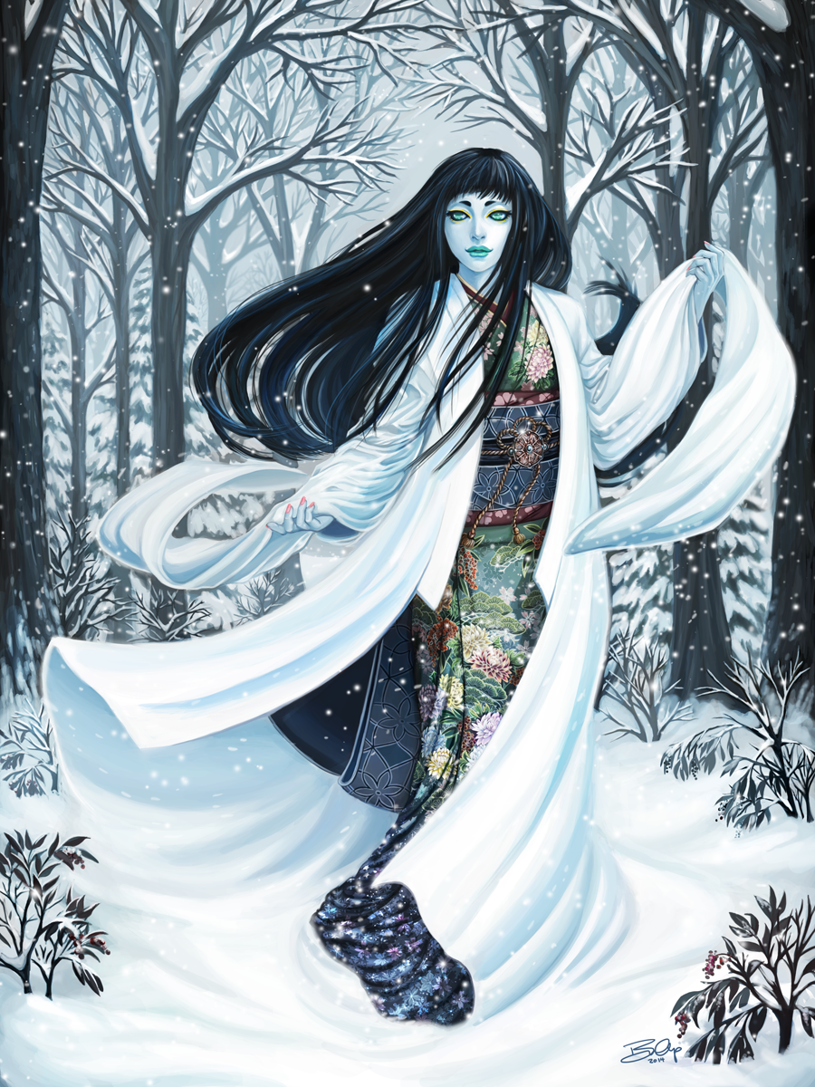 Commission:  My Mother's Robe by Sobii