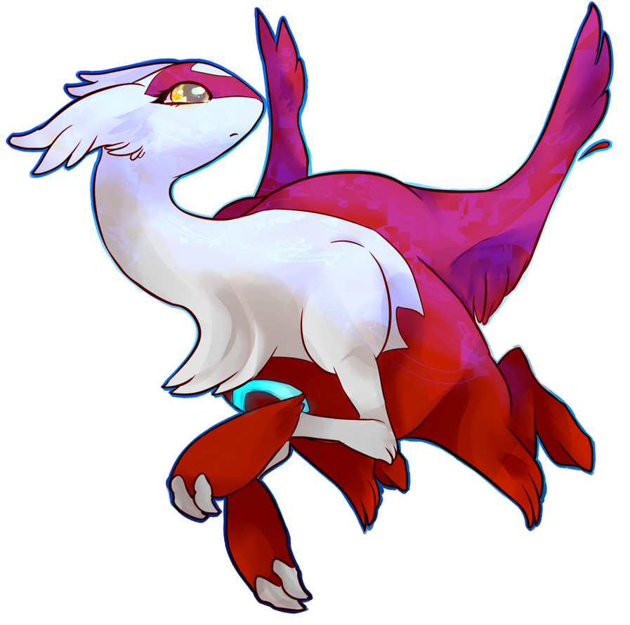 The gallery for --> Latios And Latias Lugia
