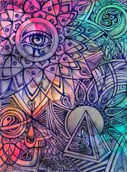Aquarius Sun by lauraborealisis