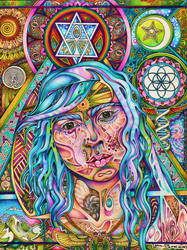 The Heart of Mari by lauraborealisis