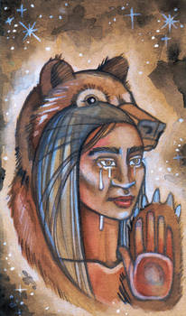 Bear Woman of the Nespelems