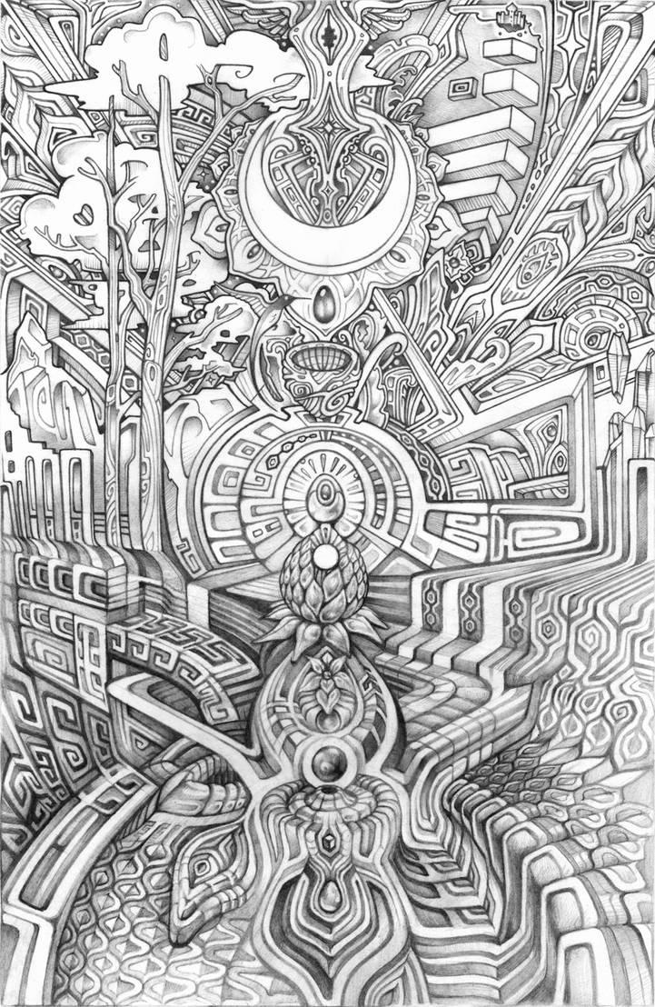 Conexion by lauraborealisis