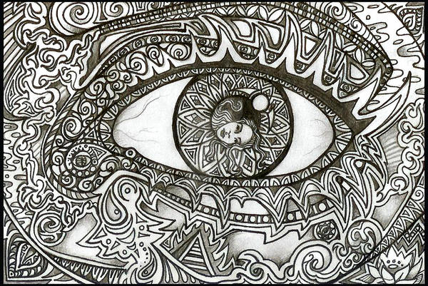 Line Drawing Eye : In your eye by lauraborealisis on deviantart