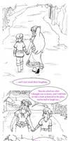 tLoZ: BotP #34 - Slice of Life: Page 24