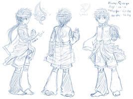 upcoming UTAU sketch