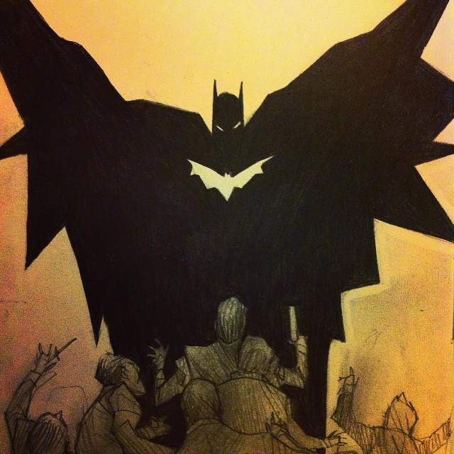 Batman by Desoluz