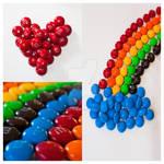 candy rainbow by SaphoPhotographics