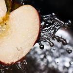 apple square splash