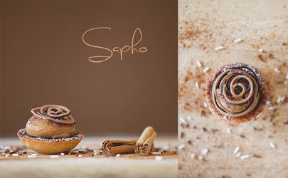 choc drops ,P by SaphoPhotographics