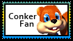 Conker Fan Stamp by ConkaNat