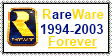 Classic RareWare Stamp by ConkaNat