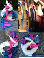 Milotic by TheDarkenedElf
