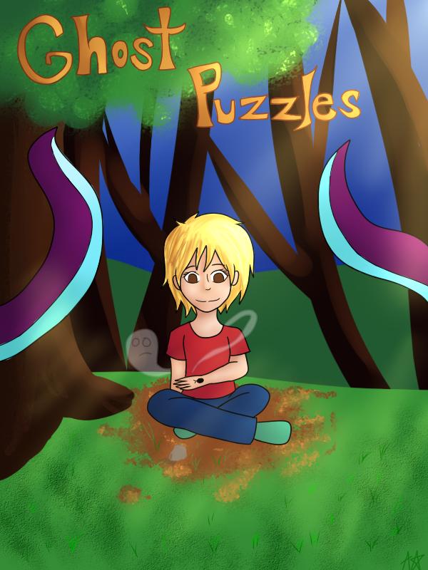 Ghost Puzzles by Suzuki--Yuki