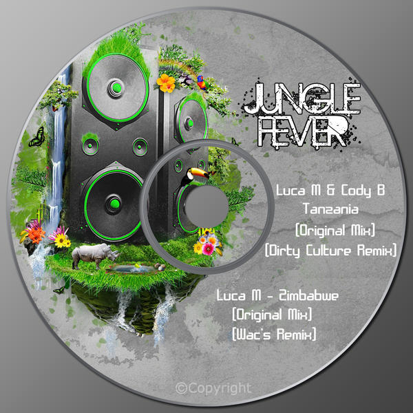 Luca M - Jungle Fever CD by eQinoXx
