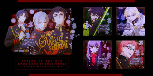 Seraph of the end~