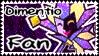 Dimentio Fan stamp by FabyTetrix