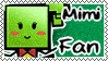 Mimi Fan stamp by FabyTetrix