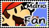 Mario Fan stamp by FabyTetrix
