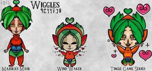 Zelda OC: Wiggles