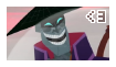 Scaramouche 03 (Stamp) by FabTendo