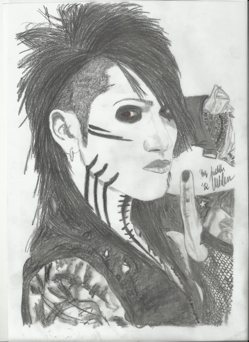 Ashley Purdy BvB by xxdaswarwohlnix on DeviantArt