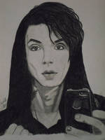 Andy Biersack black and white BvB by xxdaswarwohlnix