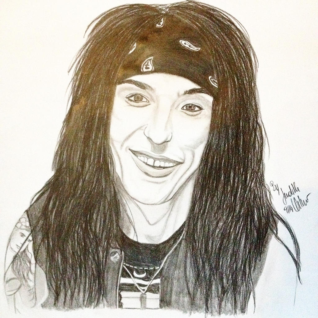 Christian Coma Black veil Brides by xxdaswarwohlnix on ...