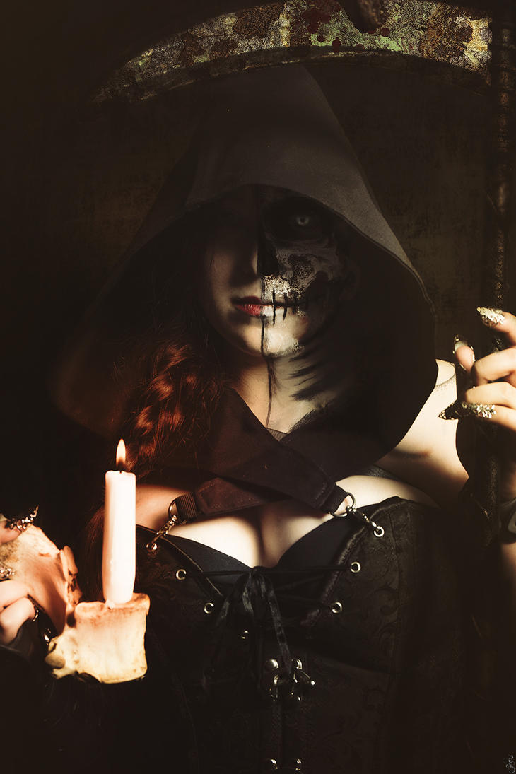 The Reaper by Philaeria