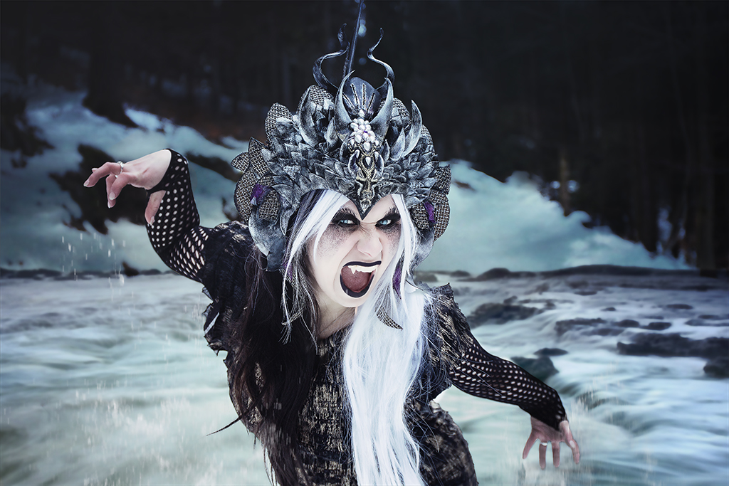 Evil witch - immortal fate III by Philaeria