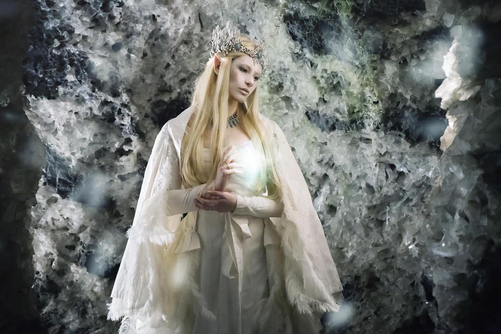Ice princess by Philaeria